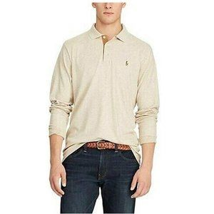 POLO RALPH LAUREN Classic-Fit Soft Polo #ZB10
